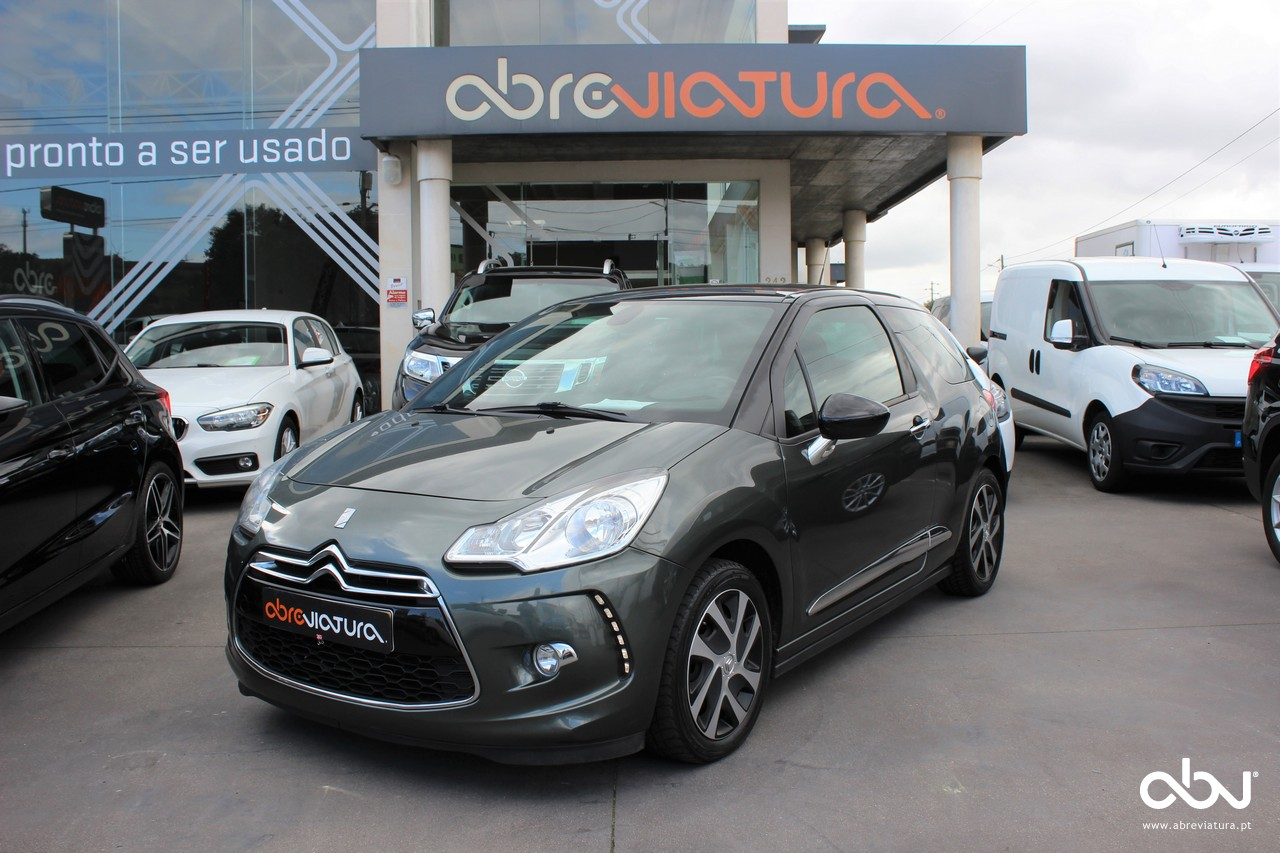 CITROËN - DS3 1.6 HDI SPORT CHIC