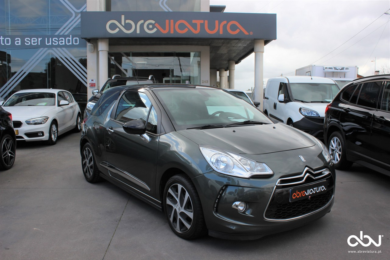 CITROËN - DS3 1.6 HDI SO CHIC