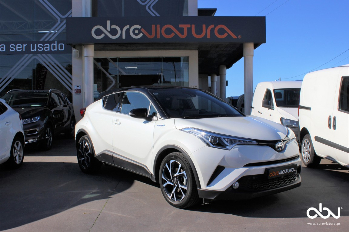 TOYOTA - C-HR 1.8 HSD CONFORT + PACK STYLE